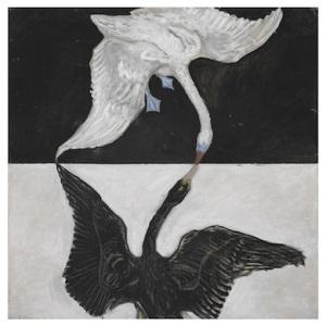 The Swan, No. 1, Hilma af Klint