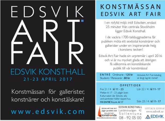 Flyer A4 art Fair 20172